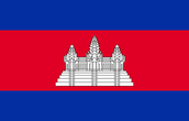 This is the flag of cambodia by:meagan