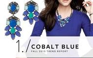 Trend #1: Cobalt Blue