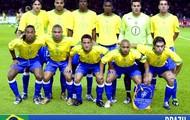 Brazil's soccer team.