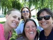 Teachers working HARD this summer!!