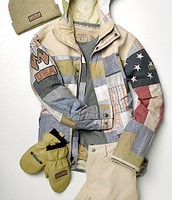USA Snowboarders Uniform