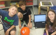 Using the Sensor & Laptops