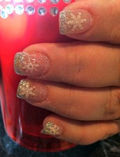 Come see Cortney for your nails!