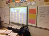 Bell to bell instruction: jeopardy during the last 10 minutes of class in Terri Childress fourth grade class