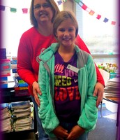 Both Mrs. Turners for Hero Day