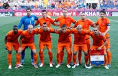 HOLLAND NATIONAL FOOTBALL TEAM