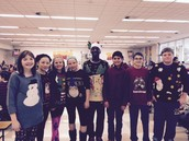 Ugly Sweaters Abound