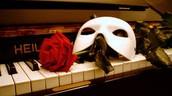 El Fantasma de la Opera - breve reseña