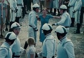 Katniss Volunteers for Prim