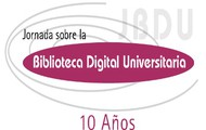 Jornada sobre la Biblioteca Digital Universitaria