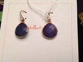 Serenity Stone Earrings Retail $34.00 NOW ONLY $17.00