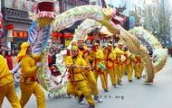 The Dragon/Lion Dance