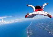 Skydiving in  Tampa, Flordia