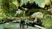 Come visit the Jurassic Period and see what it has to offer