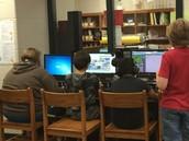 Sardis Enrichment School Library