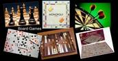 Board Games (Classroom)