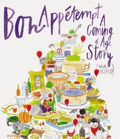 BON APPETEMPT:  A COMING OF AGE STORY by Amelia Morris