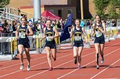 Girls 4 x 800 Relay Team