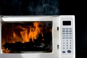 Microwave Fires