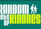 This week you should do a random act of kindness