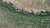 Nepal quake occurred at major plate boundary