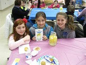 Fourth Grade Breakfast Book Club