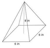 Use A=b^2+2bh