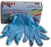 Guantes nitrilo 9,26 €
