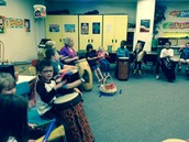 Weekly Music Class!