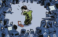 Say no to cyberbullying its not just one