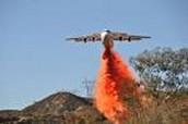 firefigher plane