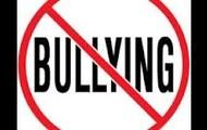 Bullies not allowed.