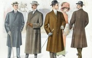 Men's fashion in the 1930's