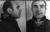 Al Capone on high sarvalence