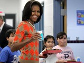 Michelle Obama Lunch Reforms