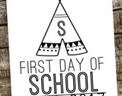 SCHOOL IS COMING!