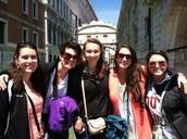 Reggio Emilia Study Abroad with USC group