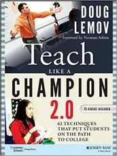 School-Wide Instructional Expectations using Teach Like A Champion 2.0: