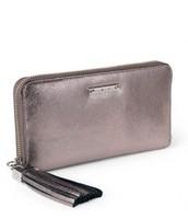 Metallic Mercer Wallet