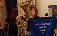 I am also an expert in low brass!