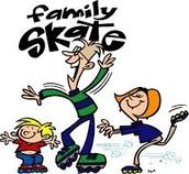 Dublin Family Skate Night