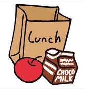 Debes comer almuerzo.