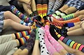 Rock Your Socks for World Down Syndrome Day!