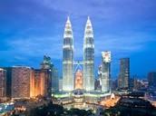 1  Patronas Tower