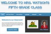 Teacher Created Websites
