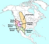 Deserts in the United States