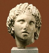Alexander the Great-His family