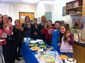 Pi Celebration with Ms. Baker!