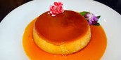 Good looking Flan