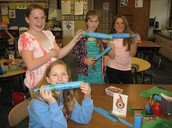 Crafty Club in 5th grade